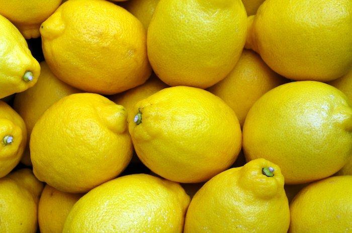 Zitronengelee-einkochen