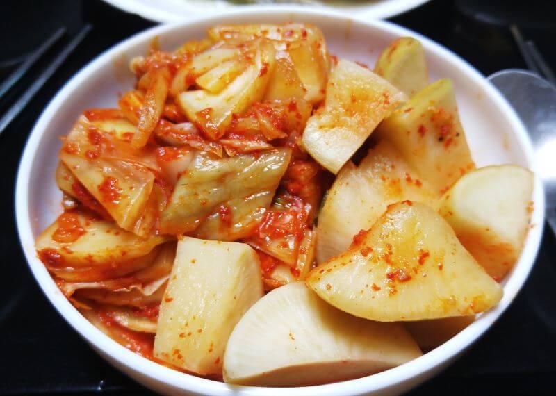 kimchi-doerren