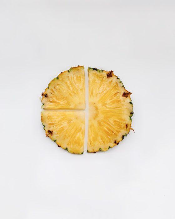 Ananaskonfituere-einkochen