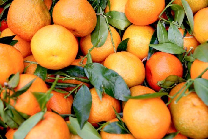 Mandarinkonfituere-einkochen