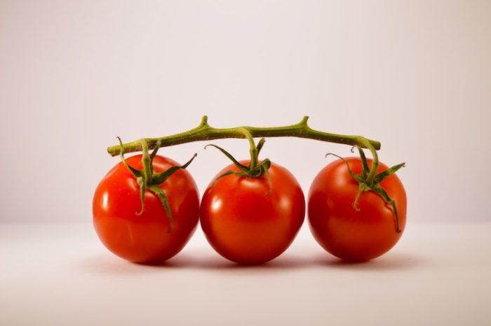 Tomatenkonfituere-einkochen